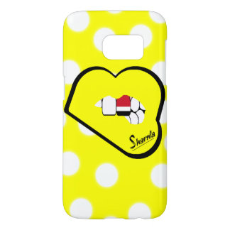 Sharnia's Lips Yemen Mobile Phone Case (Yl Lips)