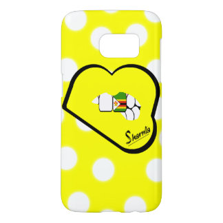 Sharnia's Lips Zimbabwe Mobile Phone Case Yl Lip