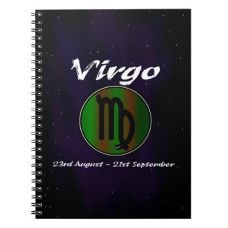 Sharnia's Virgo Photo Notebook (80 Pages B&W)