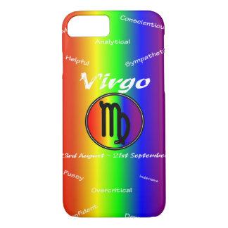 Sharnia Virgo Mobile Phone Case (Rainbow)