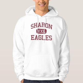 Sharon - Eagles - High - Sharon Massachusetts Hoodie