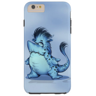 SHARP ALIEN CARTOON iPhone 6/6s Plus   TOUGH Tough iPhone 6 Plus Case