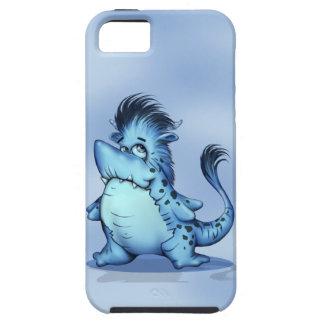 SHARP ALIEN CARTOON iPhone SE + iPhone 5/5S  TOUGH Tough iPhone 5 Case