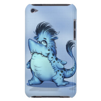 SHARP ALIEN CARTOON iPod Touch  BT Barely There iPod Covers