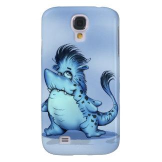 SHARP ALIEN CARTOON Samsung Galaxy S4  BT Samsung Galaxy S4 Covers