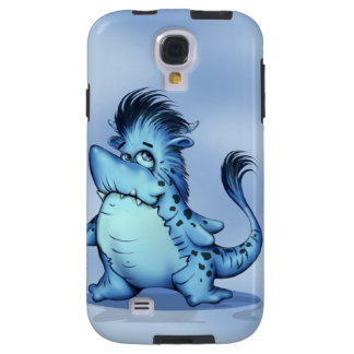 SHARP ALIEN CARTOON Samsung Galaxy S4 TOUGH Galaxy S4 Case