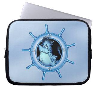 """SHARP ALIEN MONSTER Electronics Bag 10"""""""