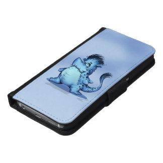 SHARP ALIEN MONSTER Galaxy S6 Wallet Case