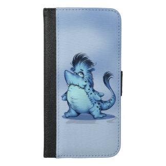 SHARP ALIEN MONSTER iPhone 6/6s Plus Wallet