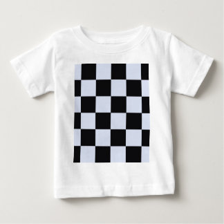 Sharp checkerboard baby T-Shirt