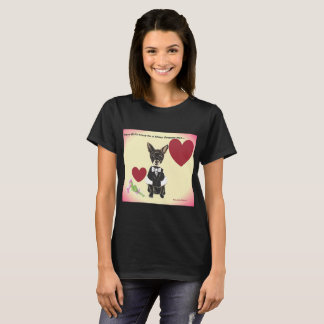 Sharp Dressed Chihuahua T-Shirt