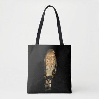 Sharp Shinned Hawk Animal Bird Tote Bag