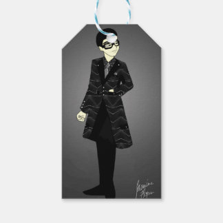Sharp Suit Gift Tags