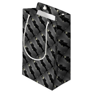 Sharp Suit Small Gift Bag