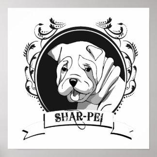 SHARPEI (2) POSTER