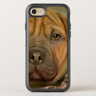 Sharpei-Beagle Puppy OtterBox Symmetry iPhone 8/7 Case