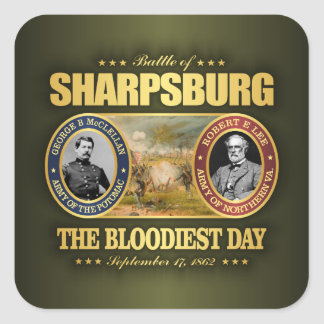 Sharpsburg (FH2) Square Sticker