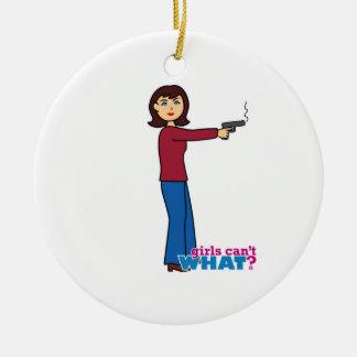 Sharpshooter Ornaments