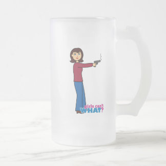 Sharpshooter Beer Mug