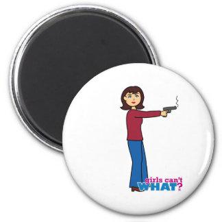 Sharpshooter Refrigerator Magnets
