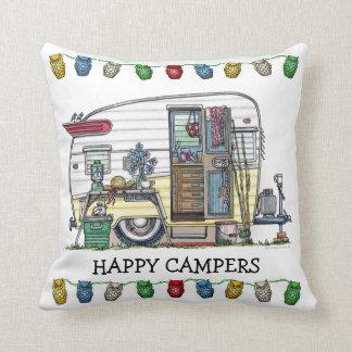 Shasta Camper Trailer RV Cushion