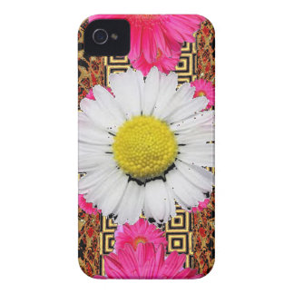 Shasta Daisy & Pink Gerbera Gifts Case-Mate iPhone 4 Cases