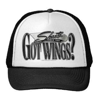 Shasta -- Got Wings? Trucker Hats