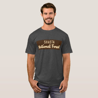 Shasta National Forest T-Shirt