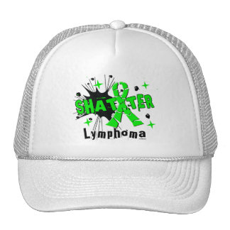 Shatter Lymphoma Mesh Hats