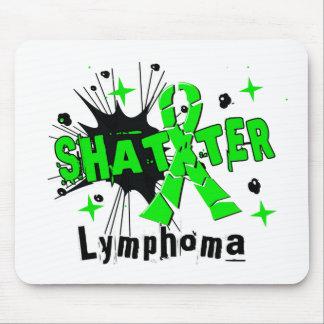 Shatter Lymphoma Mouse Pad