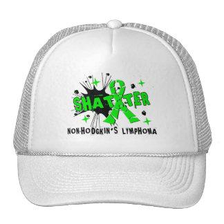 Shatter Non-Hodgkin s Lymphoma Mesh Hat
