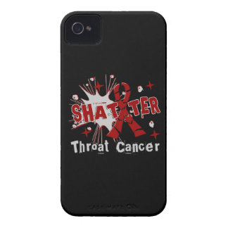 Shatter Throat Cancer Case-Mate iPhone 4 Case