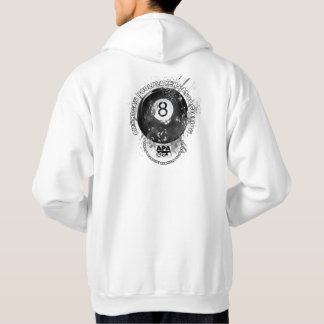 Shattered 8 Ball Hoodie