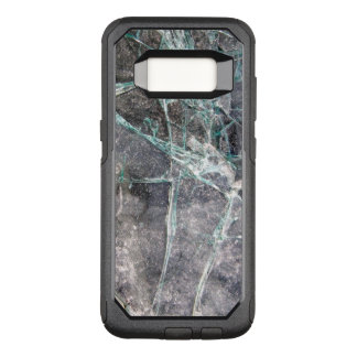 Shattered Cracked Glass OtterBox Commuter Samsung Galaxy S8 Case