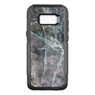 Shattered Cracked Glass OtterBox Commuter Samsung Galaxy S8+ Case