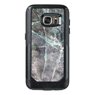 Shattered Cracked Glass OtterBox Samsung Galaxy S7 Case