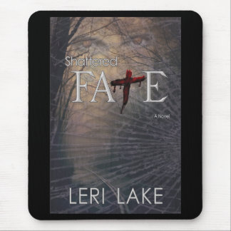 Shattered Fate Mouse Pad