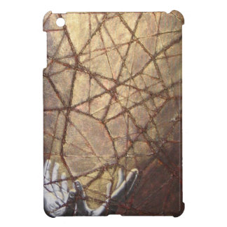 Shattered Glass and Sunlight iPad Mini Cover