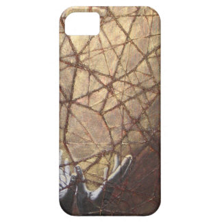 Shattered Glass and Sunlight iPhone 5 Cover