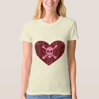 Shattered Heart Gothic T-Shirt