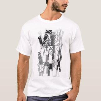 Shattered M - T-shirt
