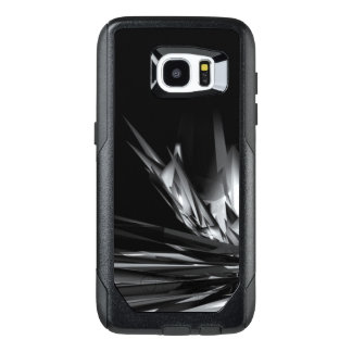 Shattered OtterBox Samsung Galaxy S7 Edge Case