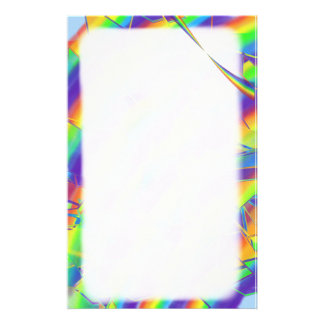 Shattered Rainbow (Variety) Stationery