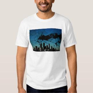 Shattered Sky T Shirt