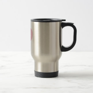 Shave and a Haircut Stainless Steel Travel Mug