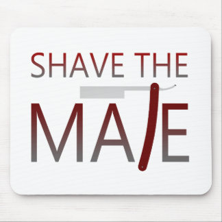 Shave The Mate Mousepad
