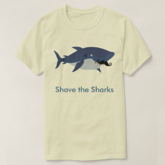 Shave the Sharks T-Shirt