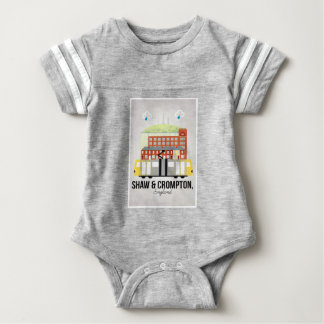 Shaw and Crompton Baby Bodysuit