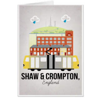 Shaw and Crompton Card