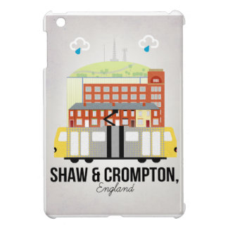 Shaw and Crompton iPad Mini Cover